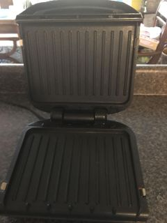 Like New George Foreman Grill