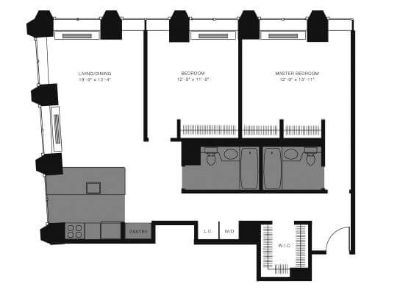 $9999 2 apartment in Financial District