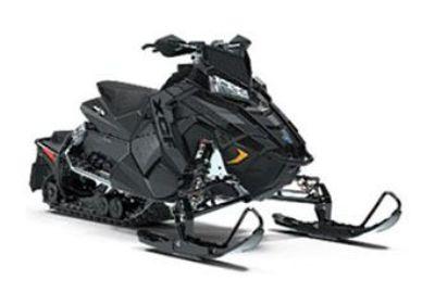 2019 Polaris 600 RUSH XCR Cobra SnowCheck Select Snowmobile -Trail Snowmobiles Hillman, MI