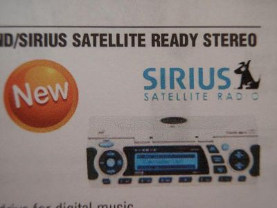 Purchase MARINE STEREO JENSEN AMFM CD USB IPOD WEATHERBAND SIRIUS SATELLITE READY JMS7010 motorcycle in Osprey, Florida, US, for US $339.00