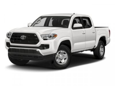 2016 Toyota Tacoma SR (Orange)