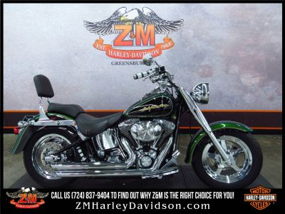 2006 Harley-Davidson Fat Boy Cruiser Motorcycles Greensburg, PA