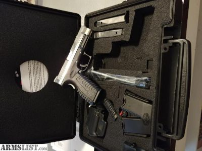For Sale: Springfield XDM 40 MATCH Stainless