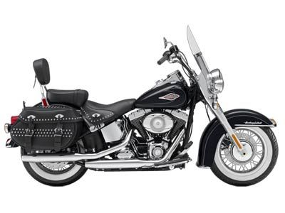 2009 Harley-Davidson FLSTC Heritage Softail Classic Cruiser Motorcycles Ottumwa, IA