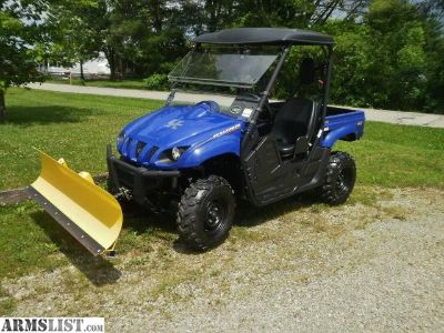 For Sale: Yamaha Rhino 700 FI *Excellent Condition* Like New*