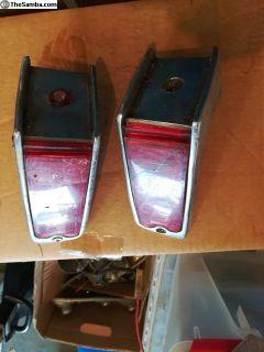 70-71 rear reflector bases, both