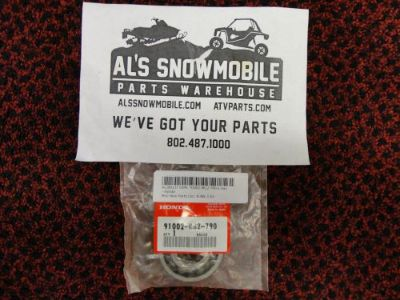 Find 1993-16 Honda XR650L XR600R XL600R NEW OEM Bearing 91002-MG2-791 91002-MG2-790 motorcycle in Newport, Vermont, United States, for US $24.95