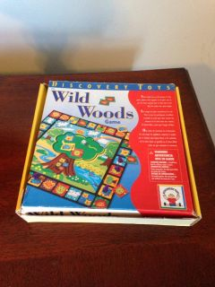 Discovery Toys- Wild Woods