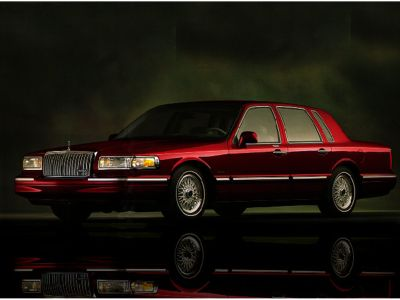1997 Lincoln Town Car Executive ()