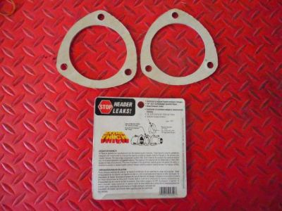 """Buy NEW 3 1/2"""" EXHAUST HEADER COLLECTOR GASKETS BLACK SPECTRE motorcycle in Brooksville, Florida, United States, for US $12.98"""