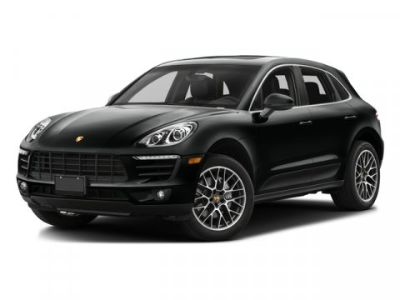 2017 Porsche Macan Turbo ()