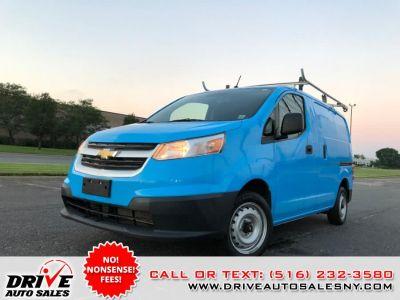 """2015 Chevrolet City Express Cargo Van FWD 115"""" LS (Designer White)"""