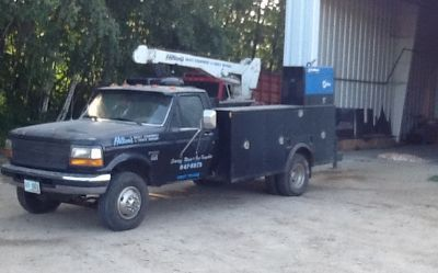 1996 Ford F450