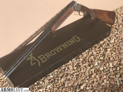 For Sale: Browning 725 Sporting 20 gauge