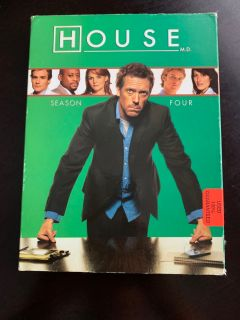 House season 4 DVD set