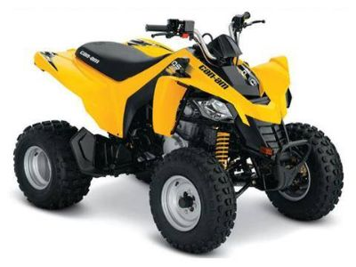 2019 Can-Am DS 250 Sport ATVs Ontario, CA