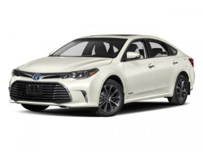 2018 Toyota Avalon Hybrid XLE Premium (Celestial Silver Metallic)