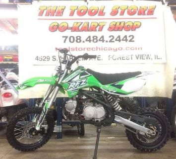 2018 Apollo RFZ-x16 Competition/Off Road Motorcycles Forest View, IL
