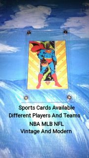 Sports Cards Available