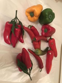 Faux Chili & Bell Peppers