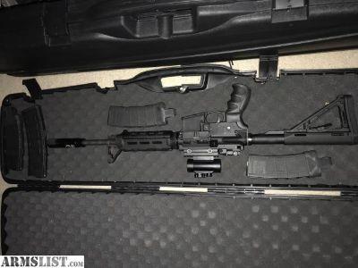 For Sale: Upgraded Ruger AR 556