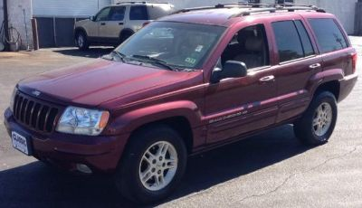 $3,300, 1999 Jeep Grand Cherokee 4dr Excellent Condition SUV