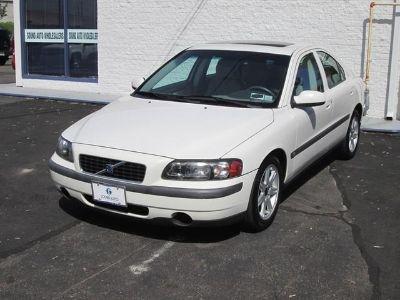 2002 Volvo S60 2.4 (White)