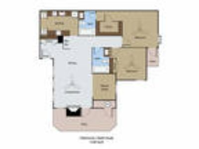 Cape Colony - Two BR Two BA Den