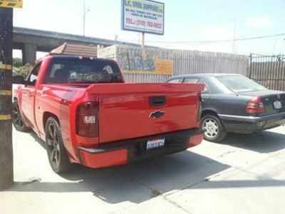 Find 07 08 09 10 11 12 13 Chevrolet Silverado ART Wing Spoiler Body kit motorcycle in Compton, California, United States, for US $150.00