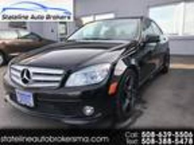 Used 2010 MERCEDES-BENZ C-Class For Sale