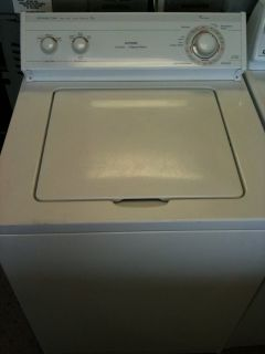 WHIRLPOOL TOP LOAD WASHER LOTS OF CYCLE OPTIONS CLEAN
