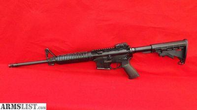 "For Sale: #7495 RUGER AR-556 5.56 16"" BLK 30RD 08500"