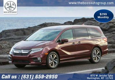 2019 Honda Odyssey 5dr LX (Black)