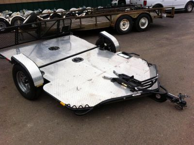 $2,200, 2012 Other Droptail 6 X 12 Motorcycle Trailer