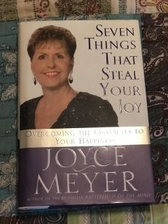 Seven Things That Steal Your Joy.