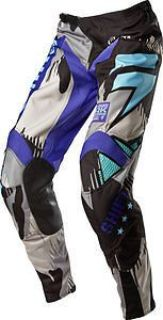 Sell Shift Strike Army Mens MX/Offroad Pants Purple/Black/Blue motorcycle in Holland, Michigan, United States, for US $85.34