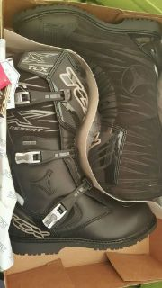Buy TCX X-Desert Gore-Tex/GTX High Performance Adventure, Boots, Black, EUR-46/US-12 motorcycle in Melrose Park, Illinois, United States