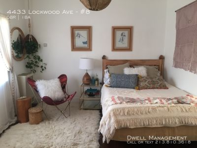 Apartment Rental - 4433 Lockwood Ave