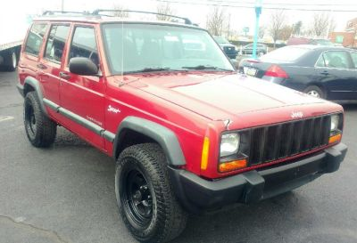 $3,290, An Impressive 1998 Jeep Cherokee with 235,840 Miles