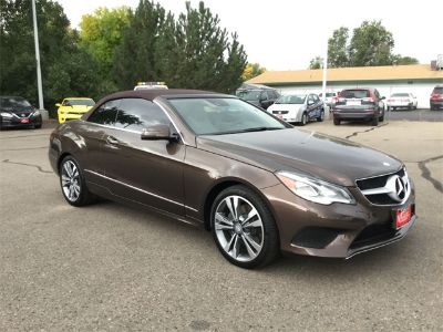 2015 Mercedes-Benz E-Class E 400 (Dolomite Brown Metallic)