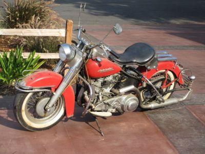 1951 Harley Davidson EL Panhead