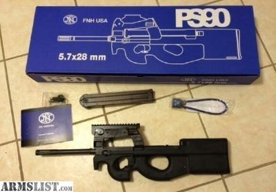 For Sale: FN FNH PS90 PS 90 5.7x28