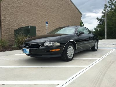 1997 Buick Riviera Supercharged (Black)
