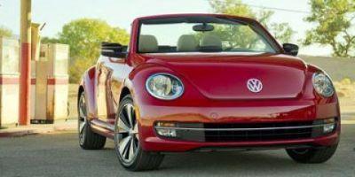 2013 Volkswagen Beetle TDI (Candy White W/  Black Top)
