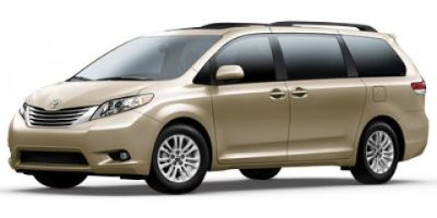 2011 Toyota Sienna XLE 8-Passenger (Predawn Gray Mica)