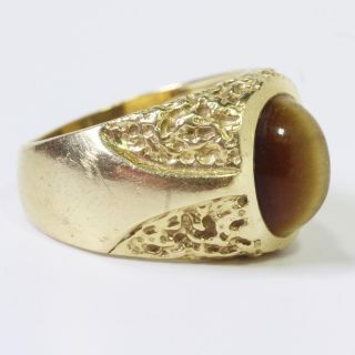 14kt Yellow Gold Ring 0408 017191