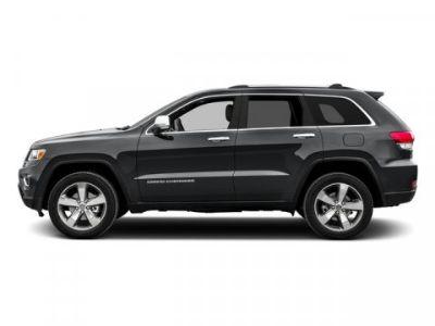 2016 Jeep Grand Cherokee Limited (Granite Crystal Metallic Clearcoat)