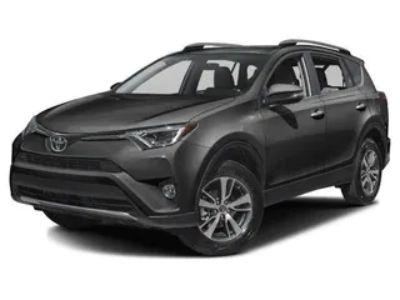 2018 Toyota RAV4 XLE (Silver Sky)