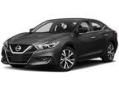 Used 2018 Nissan Maxima Super Black, 3.12K miles