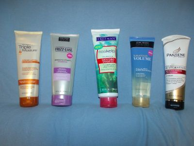 John Frieda, Neutrogena and Freeman Shampoos